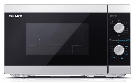Sharp YC MG01U S 20 L 800W Microwave