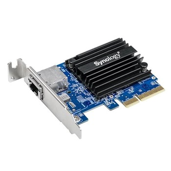 E10G18-T1, Synology E10G18-T1 Single-port 10GBASE-T/NBASE-T add-in card for NAS servers
