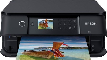 Epson Expression Premium XP-6100 A4 Colour Multifunction Inkjet Printer, C11CG97401