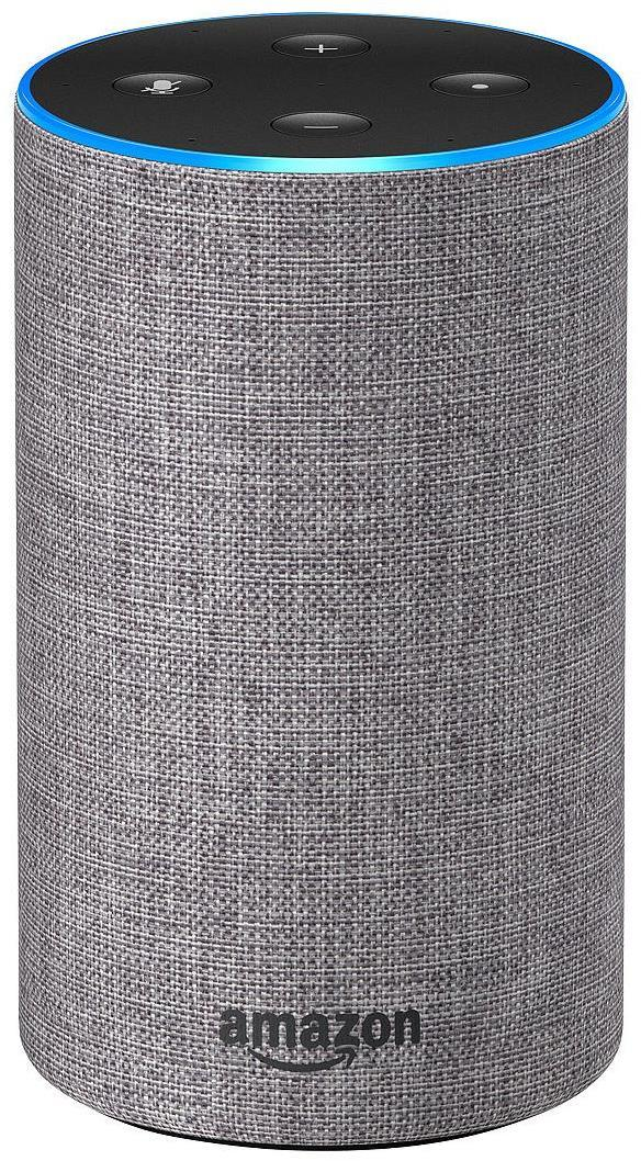 Amazon Echo Smart Speaker 2nd Generation Grey