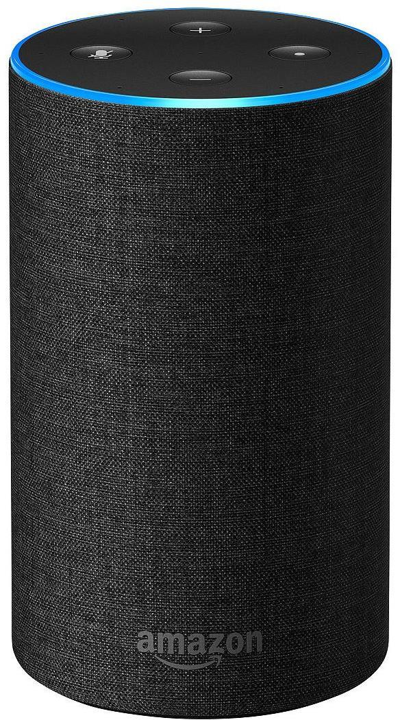 Amazon Echo Smart Speaker 2nd Generation Black