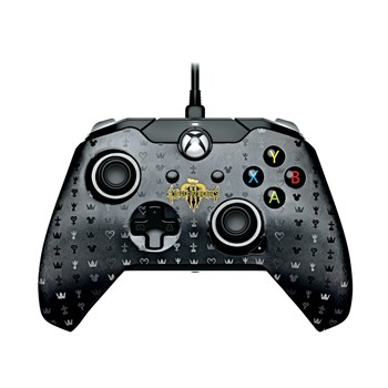 PDP Kingdom Hearts Wired Controller for Xbox One, 048-128-EU-D1