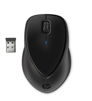 HP Wireless Mouse, H2L63AA