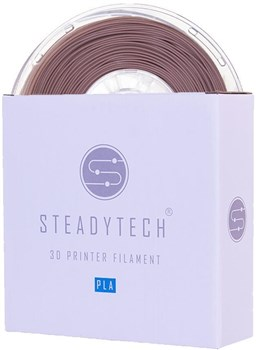 Light Wood Steadytech 1.75mm PLA 3D Printer Filament (1KG), plalw