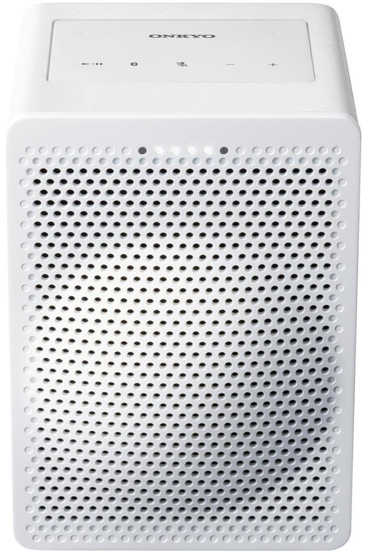 Onkyo G3 Google Home Speaker White