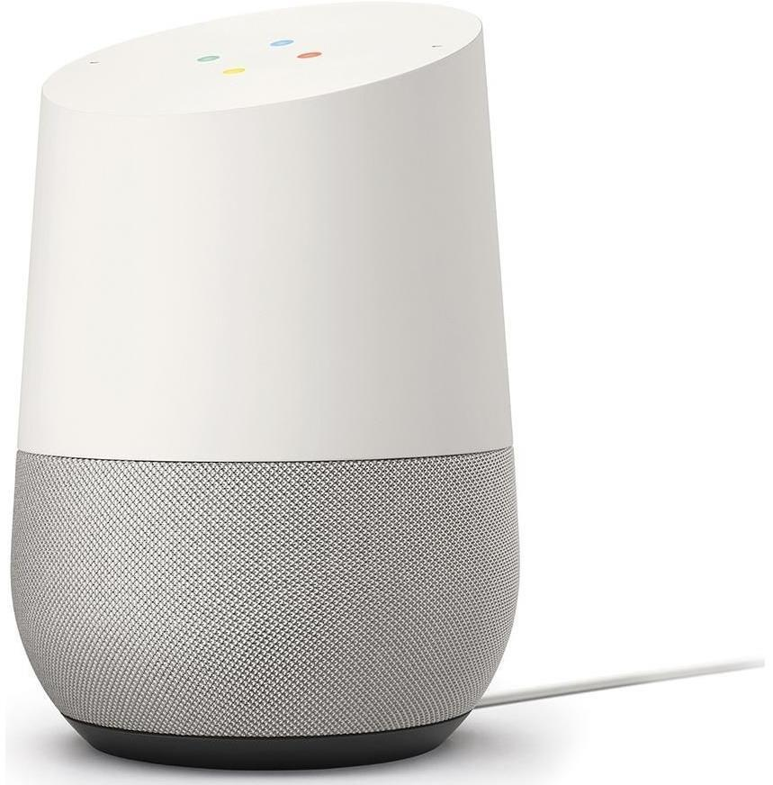 Google Home Smart Speaker White