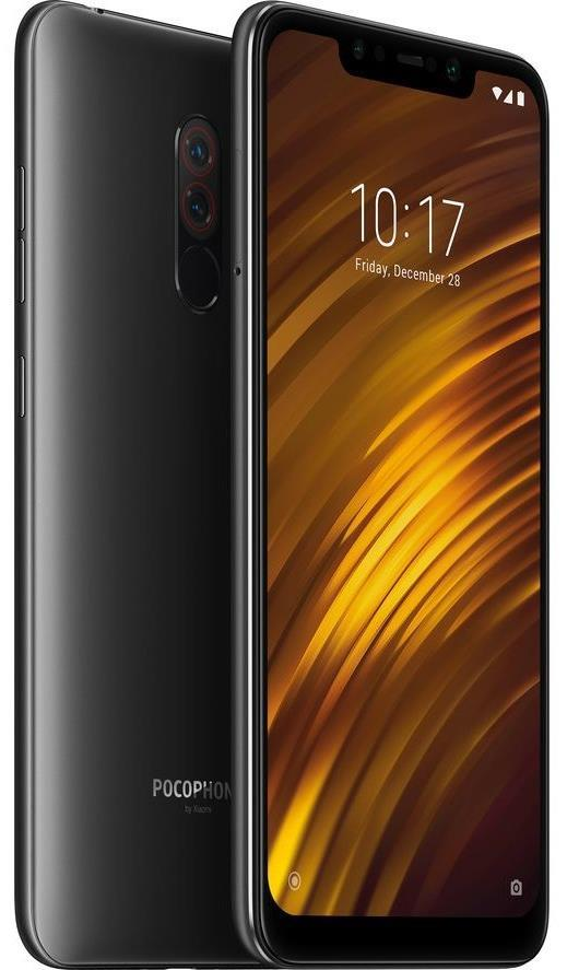 Xiaomi POCOPHONE F1 128GB Smartphone Graphite Black UK Stock