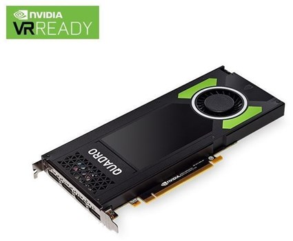 VCQP4000-PB, PNY NVIDIA Quadro P4000 8GB Pro Graphics Card