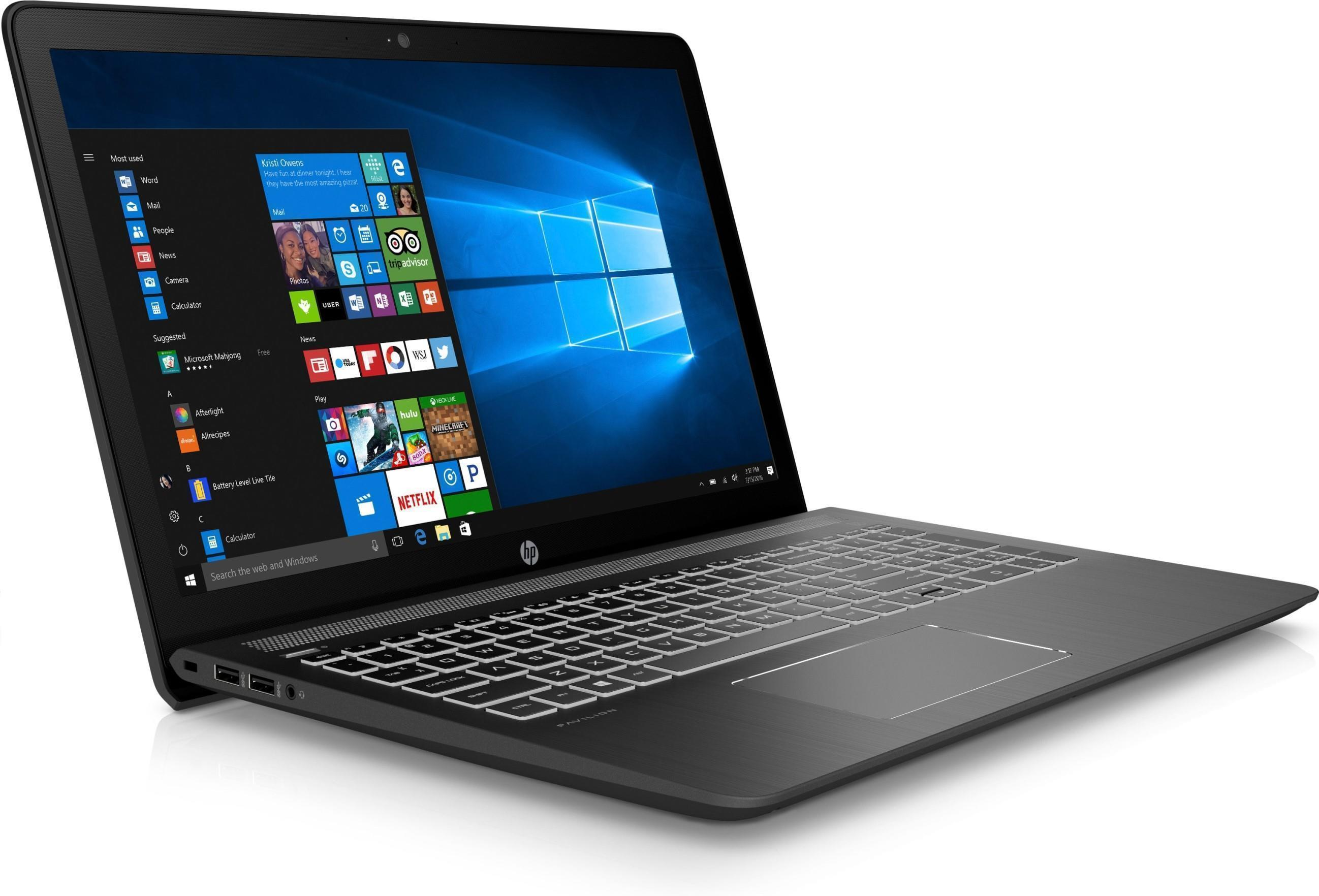 HP Pavilion Power 15-cb004na