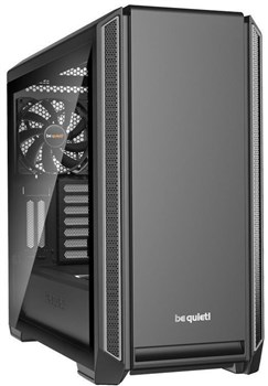BGW27, be quiet! Silent Base 601 Tempered Glass Window Silver - Mid Tower Case