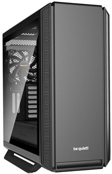 BGW29, be quiet! Silent Base 801 Tempered Glass Window Black - Mid Tower Case