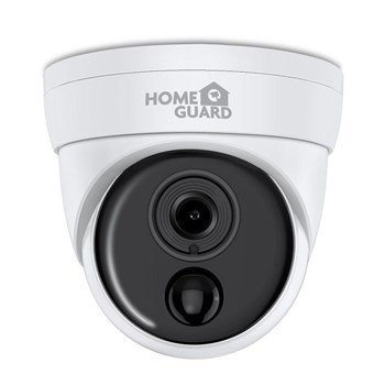 HGPRO-839, Homeguard 1080P Heat-Sensing PIR Dome Camera with Night Vision