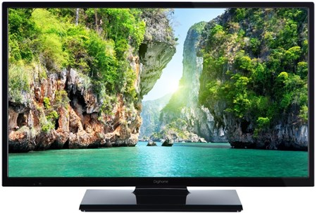 "32273SFVPT2HD-BK, Digihome 32"" HD Ready Smart TV with Freeview Play"