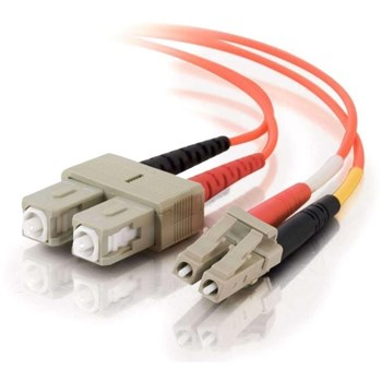 C2G 15 m Fibre Optic Network Cable for Device, 85459