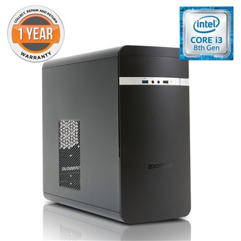 Zoostorm Evolve Desktop PC, 7290-0272