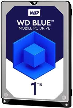 "WD10SPZX, WD Blue Mobile 1TB Laptop 2.5"" Hard Drive"
