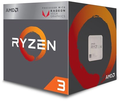 YD2200C5FBBOX, AMD Ryzen 3 2200G (Socket AM4)