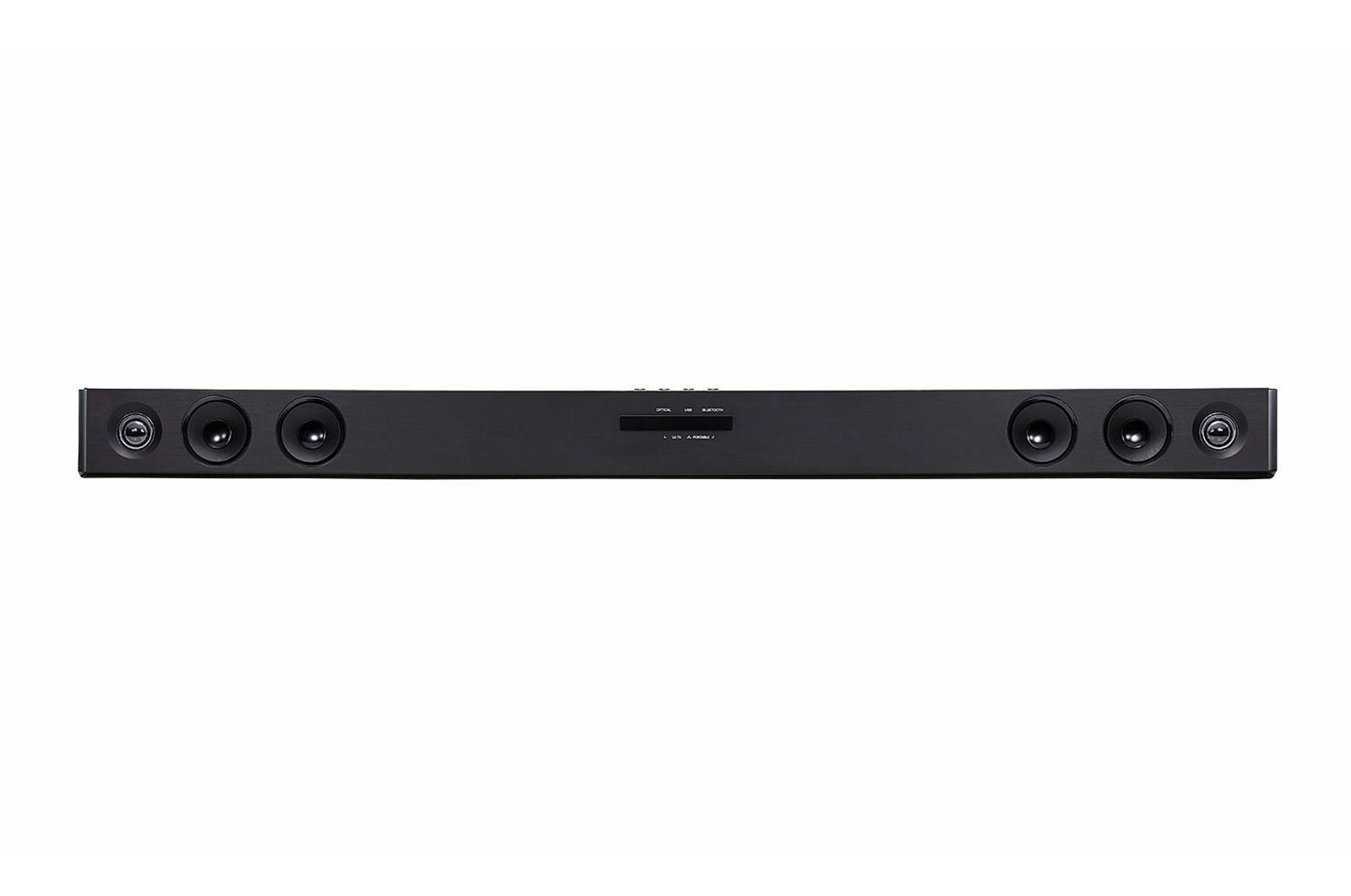 LG SK1D 2.0 ch Sound Bar with Bluetooth Connectivity