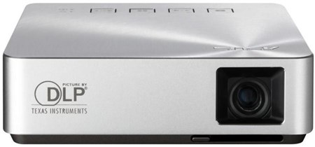 90LJ0060-B00120, ASUS S1 WVGA DLP/LED Ultra Short Throw Portable Projector
