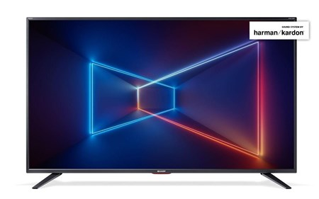 LC-40UI7552K, Sharp LC-40UI7552K 40 Inch 4K Ultra HD HDR Smart LED TV with Freeview