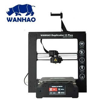 Wanhao Duplicator I3 Plus MK2 3D Printer, 5056143614913