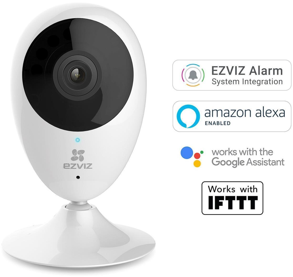 EZVIZ Full HD Wi-Fi Indoor Smart Home Security Camera