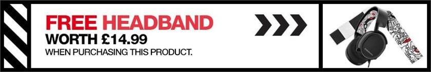 Free SteelSeries Headband