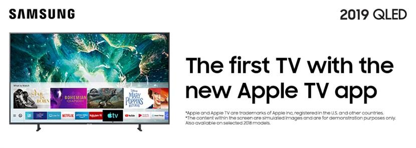 Apple TV app available