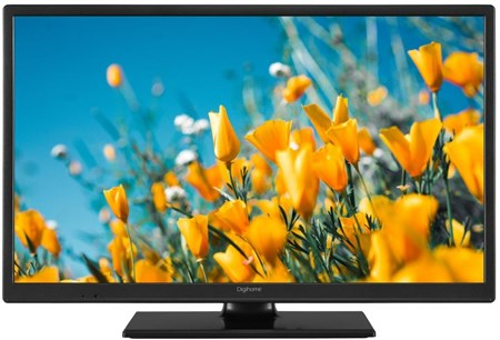 "24HDDVDCNTDP, Digihome 24HDDVDCNTDP 24"" Smart TV/DVD Combi with DTS & Freeview Play"