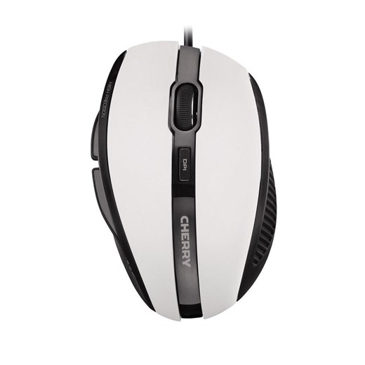 CHERRY MC 3000 Wired Optical Mouse (White), JM-0120-0