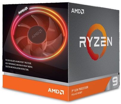 100-100000023BOX, AMD Ryzen 9 3900X Gen3 (Socket AM4)
