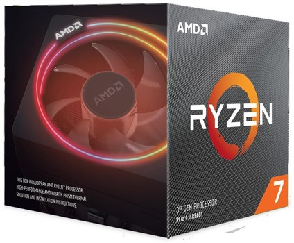 100-100000025BOX, AMD Ryzen 7 3800X Gen3 (Socket AM4)