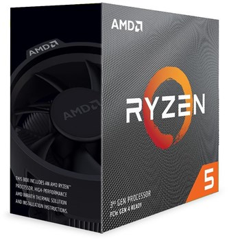 100-100000031BOX, AMD Ryzen 5 3600 Gen3 (Socket AM4)
