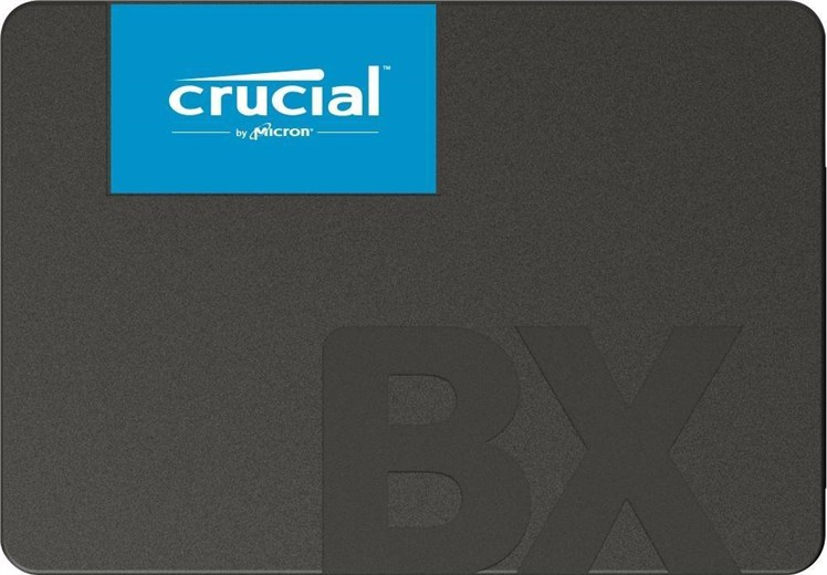 "CT120BX500SSD1, Crucial BX500 120GB 2.5"" Internal Solid State Drive - SATA"