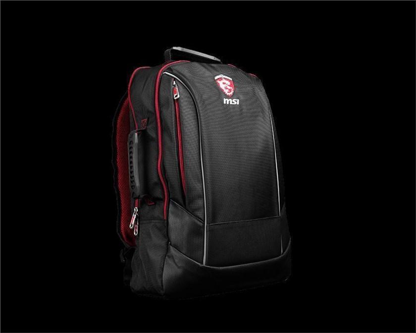 + Free MSI Backpack