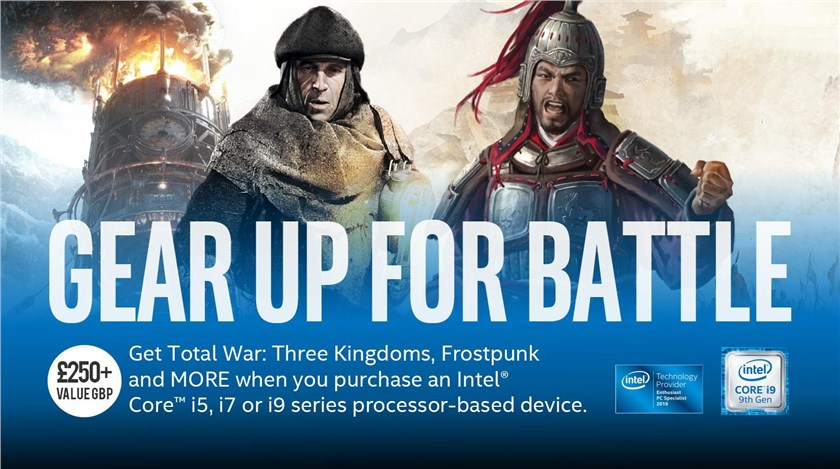 + Intel Enthusiast Bundle