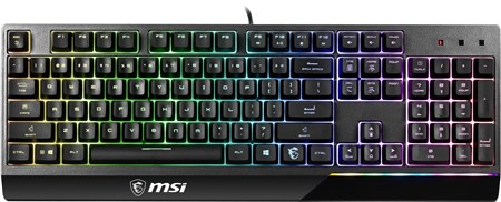 MSI Vigor GK30 Gaming Keybaord, S11-04UK226-CLA
