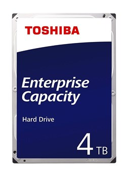 "MG04ACA400N, Toshiba MG04 4TB 3.5"" SATA 6Gb/s 7200 RPM Enterprise Hard Drive"