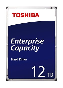 "MG07ACA12TE, Toshiba MG07 12TB 3.5"" SATA 6Gb/s 7200 RPM Enterprise Hard Drive"