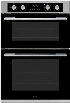 Caple Classic Electric Double Oven - Stainless Steel, C3246