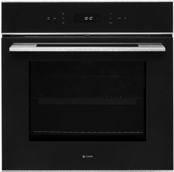 Caple Sense Electric Single Oven - Black, C2101