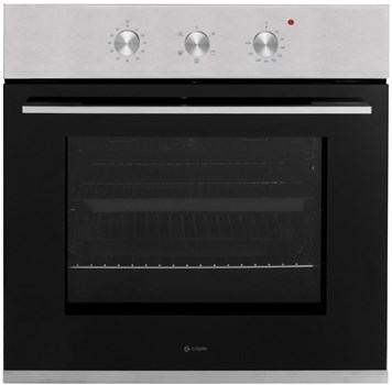 Caple Classic Electric Single Oven - Stainless Steel, C2231