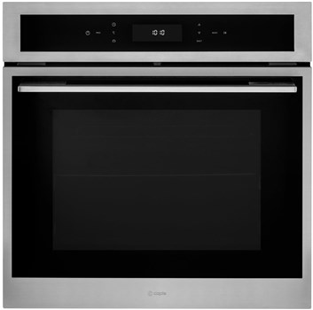 Caple Sense Electric Soft Close Single Oven - Stainless Steel, C2105SS