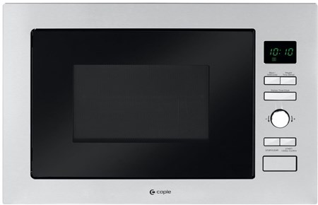 Caple Classic Microwave and grill - Stainless Steel, CM130