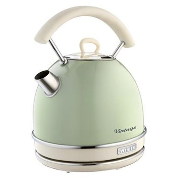 Ariete Green Vintage Dome Kettle (AR7704), AR7704