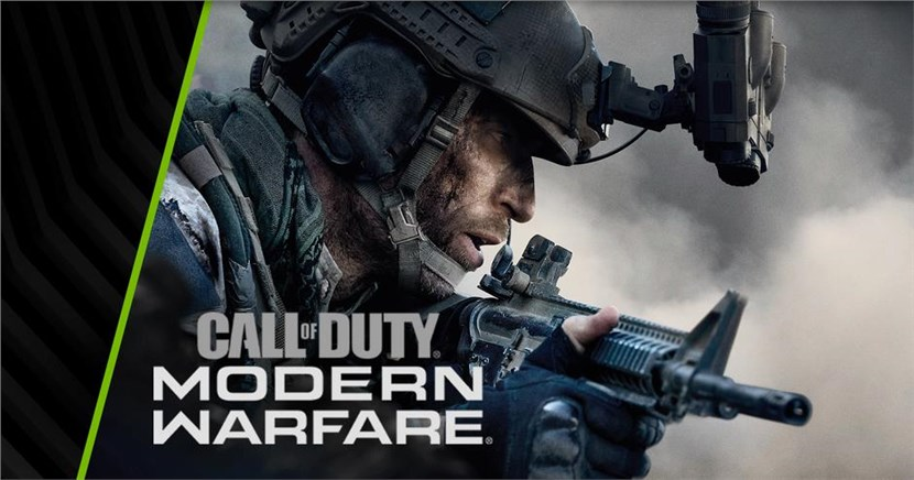 + COD:Modern Warfare Game