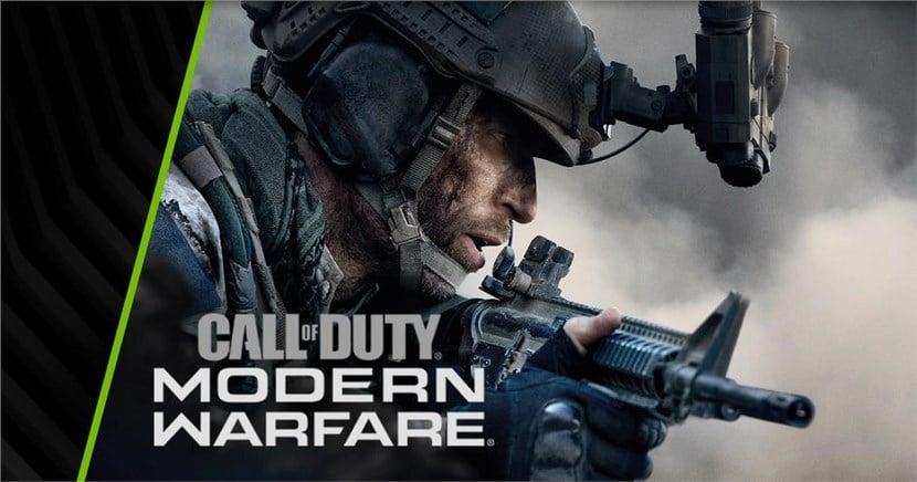 + COD:Modern Warfare Game