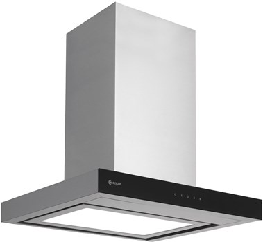 Caple Zodiac Wall Chimney Hood Extractor 60cm - Stainless Steel, ZC622