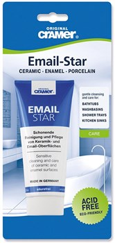 Caple Cramer Email Star 100ml – Ceramic and Stainless steel cleaner, SINKCLEAN
