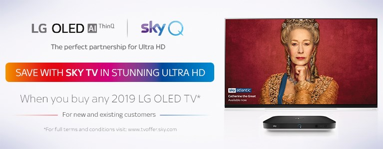 Free Sky TV Package*